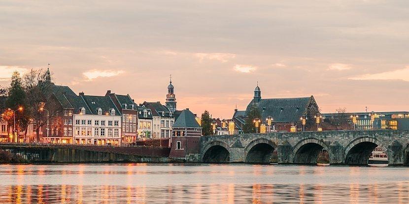 荷蘭-馬斯垂克-聖瑟法斯橋