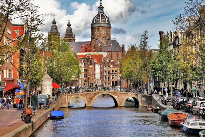 荷蘭-阿姆斯特丹-聖尼古拉斯教堂