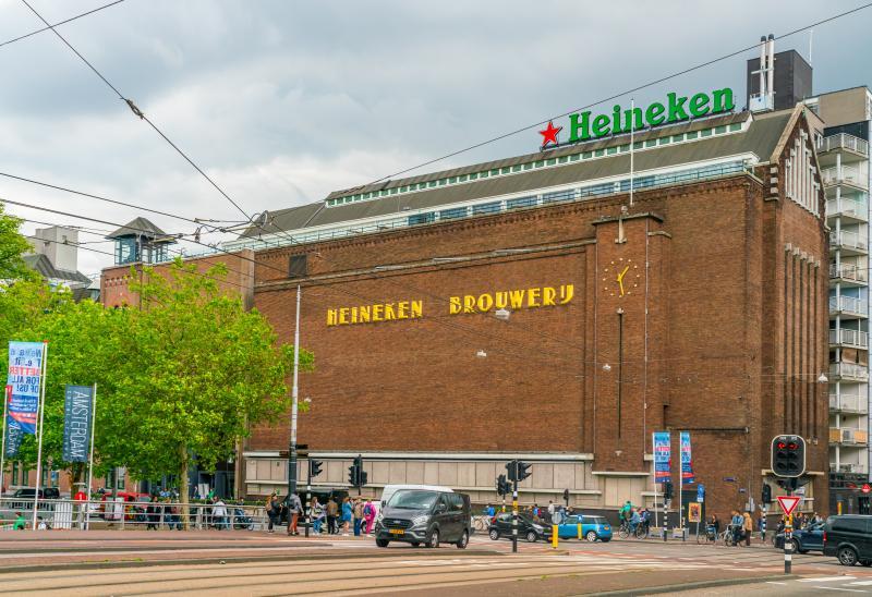 荷蘭-阿姆斯特丹-海尼根體驗館