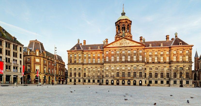 荷蘭-阿姆斯特丹-阿姆斯特丹王宮