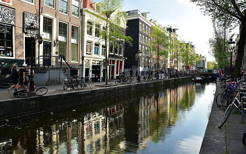 荷蘭-阿姆斯特丹-東邊運河區