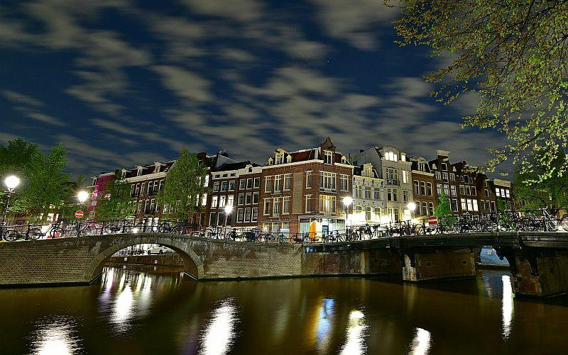 荷蘭-阿姆斯特丹-西邊運河區