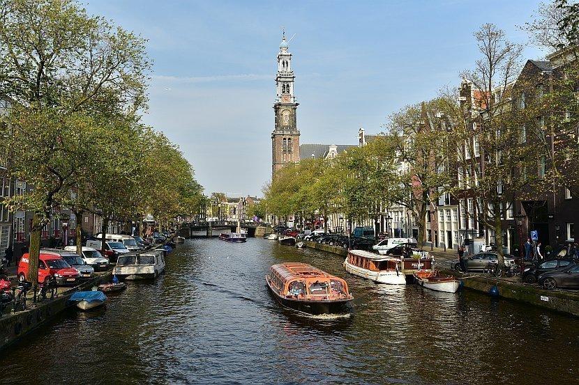 阿姆斯特丹-運河屋
