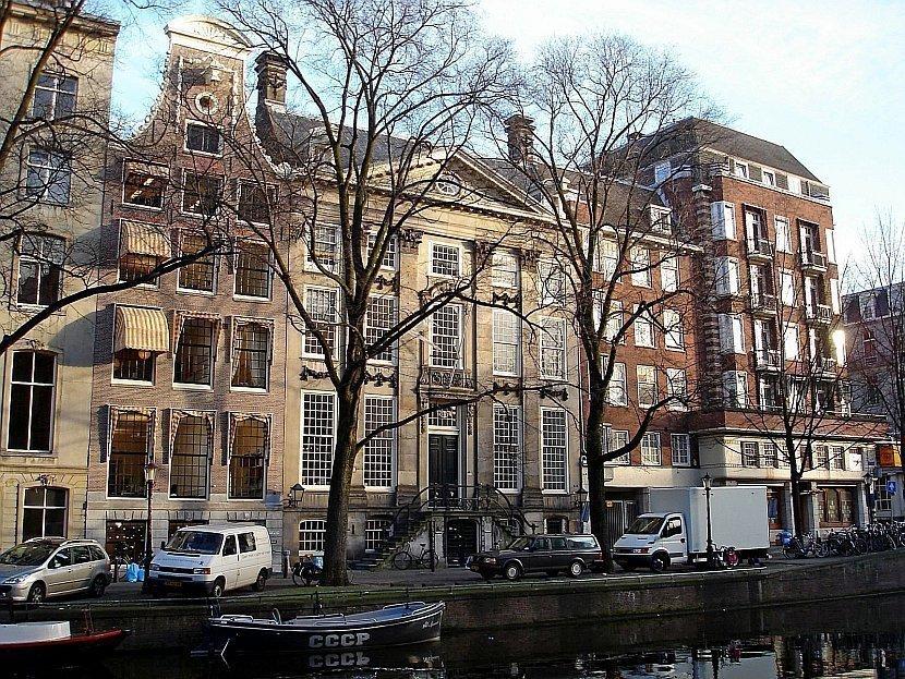 阿姆斯特丹-運河屋-紳士運河507號