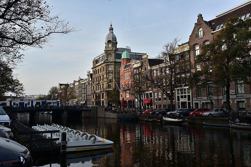 阿姆斯特丹-運河屋-梅茲大樓(Metz & Co)