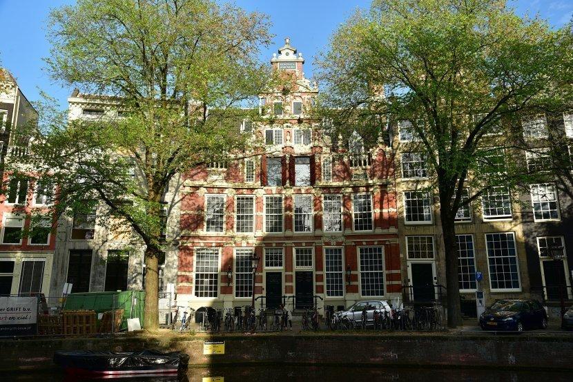 阿姆斯特丹-運河屋-巴托羅第之家(Bartolottihuis)
