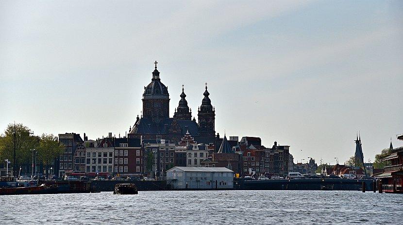 荷蘭-阿姆斯特丹-聖尼可拉斯教堂