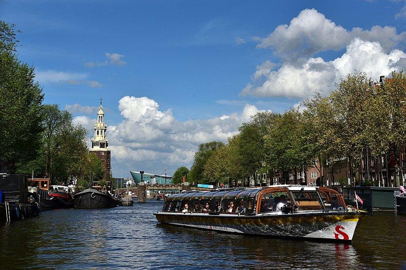 荷蘭-阿姆斯特丹-淚塔跟NEMO科學博物館