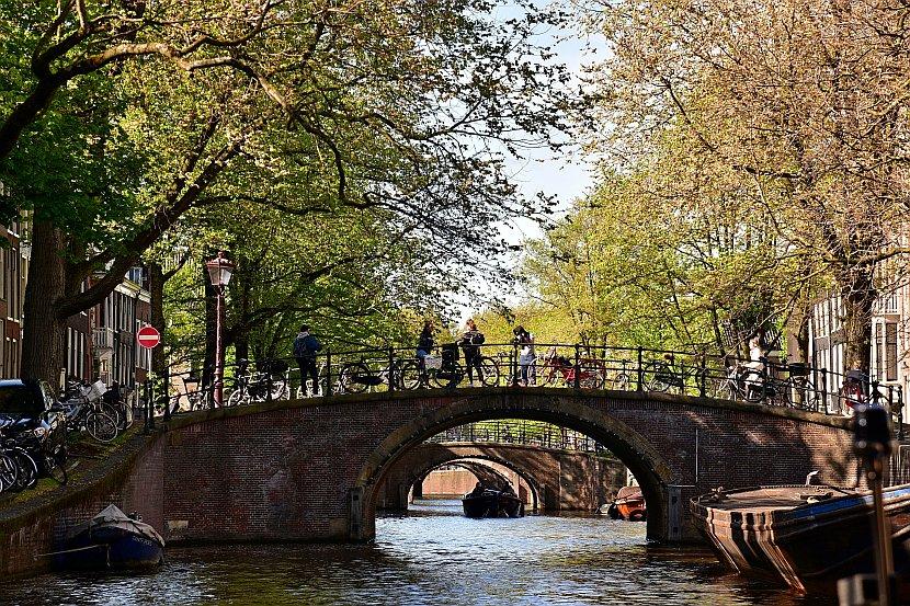 荷蘭-阿姆斯特丹-修士運河