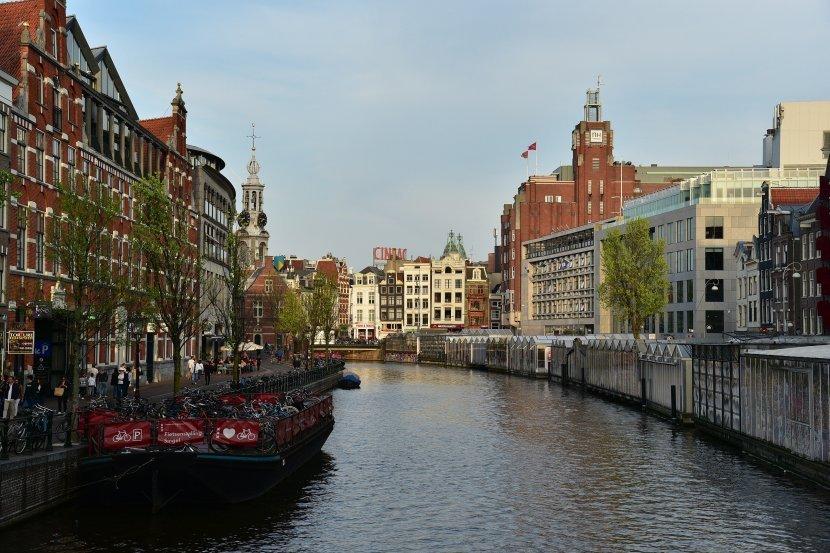 荷蘭-阿姆斯特丹-辛格爾花市