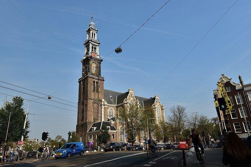 荷蘭-阿姆斯特丹-西教堂