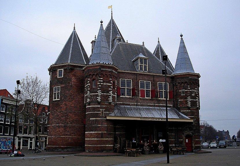 荷蘭-阿姆斯特丹-計量所