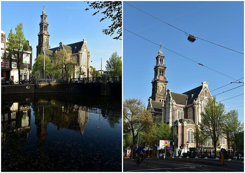荷蘭 -阿姆斯特丹-西教堂