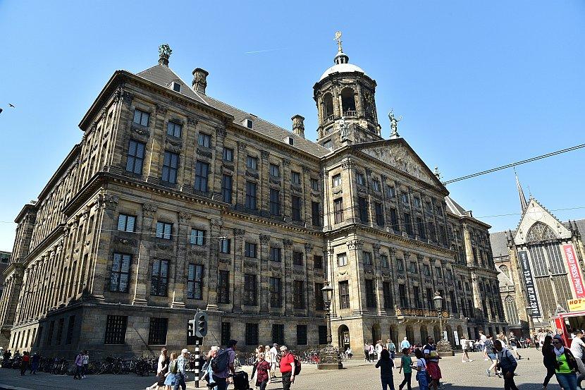 荷蘭 -阿姆斯特丹-阿姆斯特丹王宮