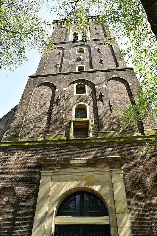 荷蘭-阿姆斯特丹-舊教堂(De Oude Kerk)