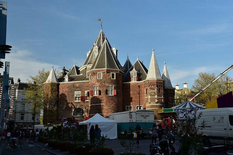 荷蘭-阿姆斯特丹-計量所(In de Waag)