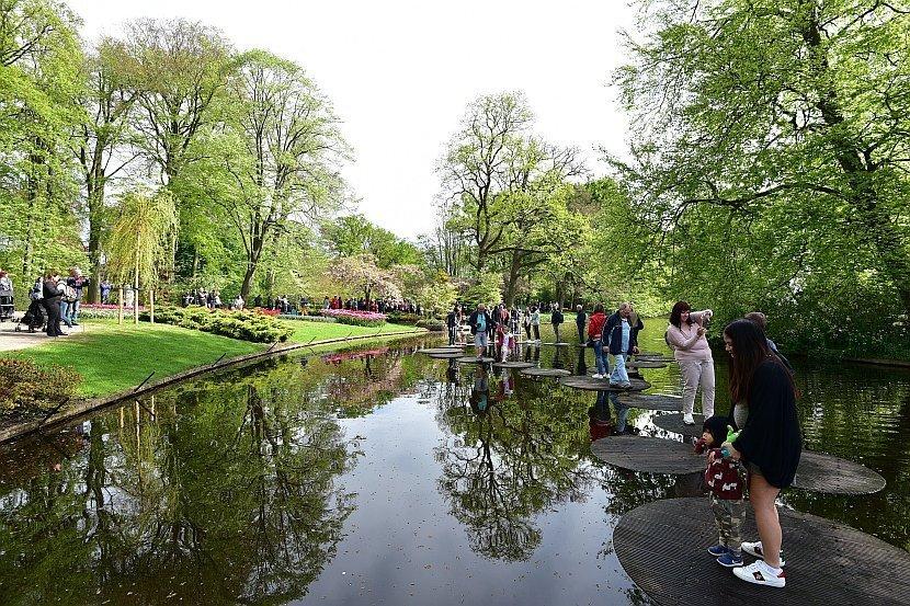 荷蘭-庫肯霍夫公園