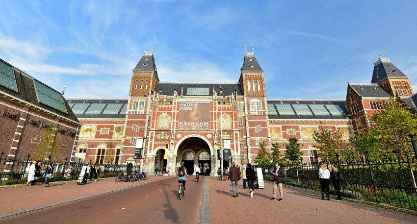 荷蘭-阿姆斯特丹-荷蘭國立博物館