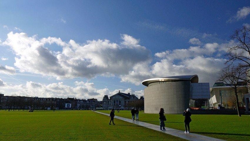 荷蘭-阿姆斯特丹-梵谷博物館
