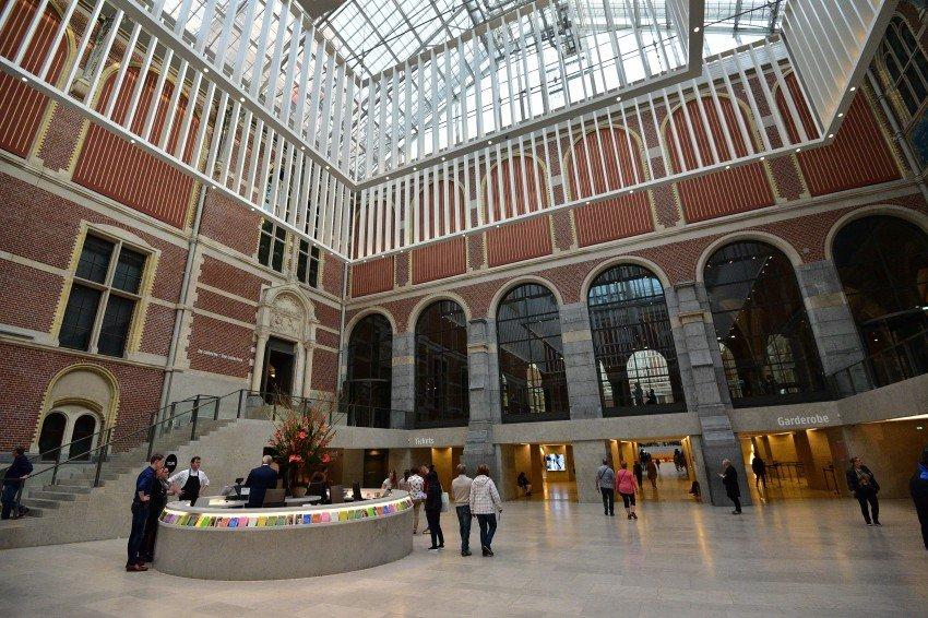 荷蘭-阿姆斯特丹-國家博物館