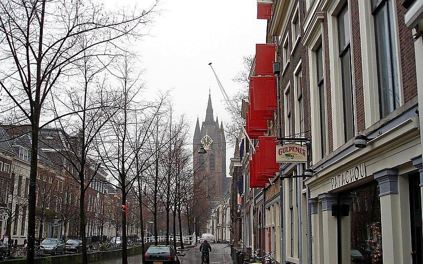 荷蘭-台夫特-舊教堂