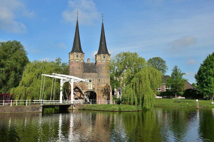 荷蘭-台夫特-東門