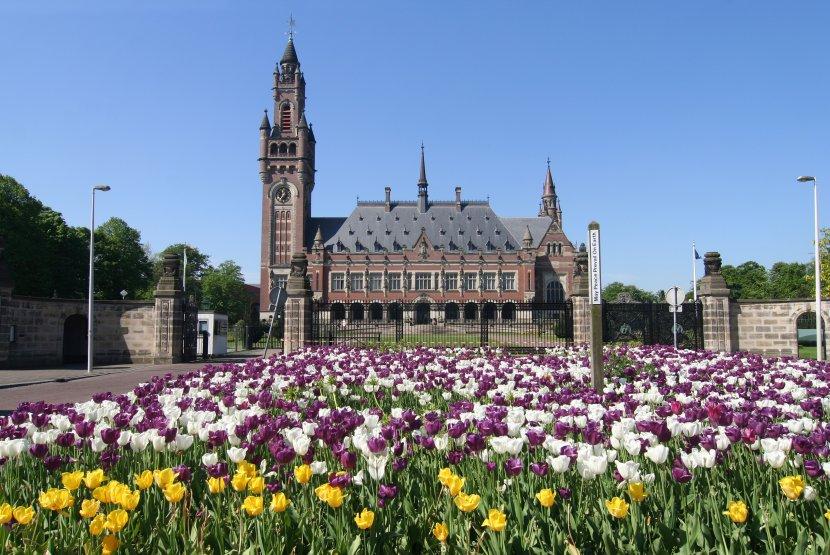 荷蘭-海牙-和平宮