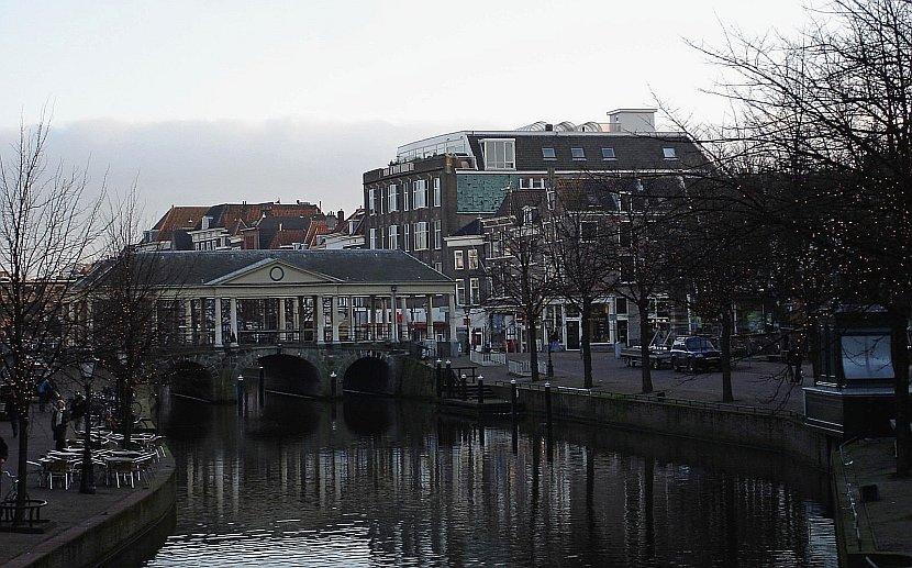 荷蘭-萊登-市政廳