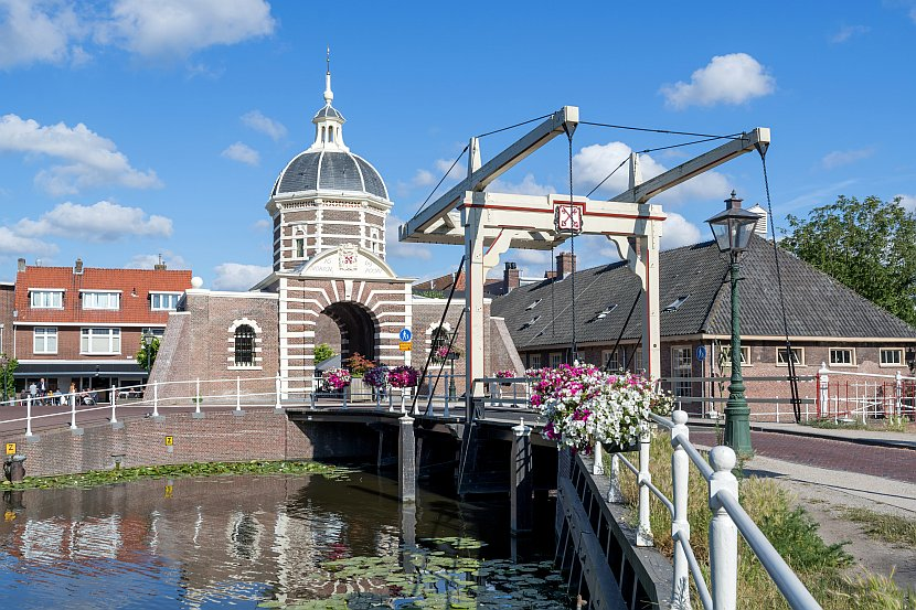 荷蘭-萊登-西門the Morspoort