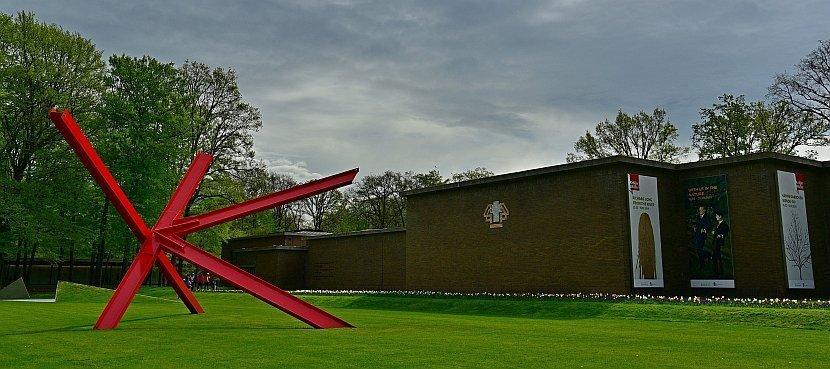 荷蘭-高費呂韋國家公園/梵谷森林-庫勒慕勒美術館