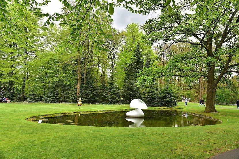 荷蘭-高費呂韋國家公園/梵谷森林-庫勒慕勒美術館雕塑公園