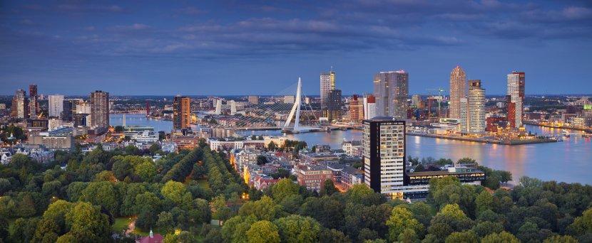 荷蘭-鹿特丹-歐洲之桅