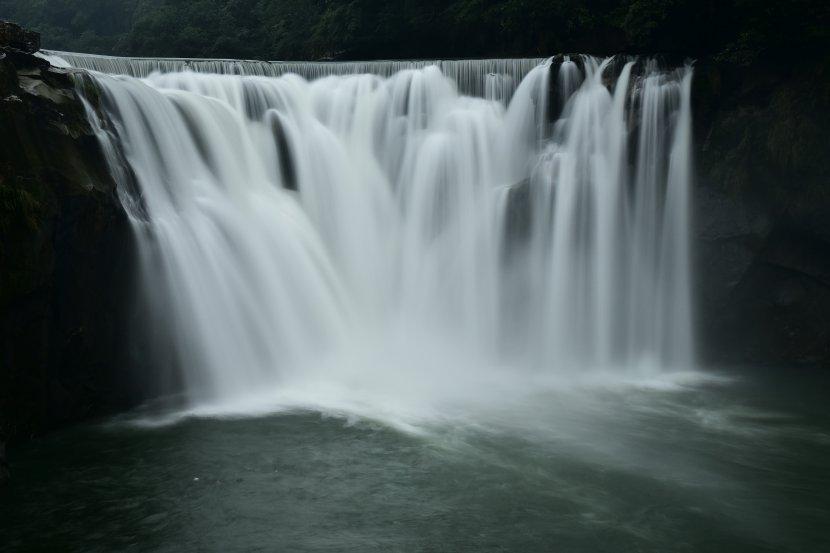 台灣-新北市-十分瀑布