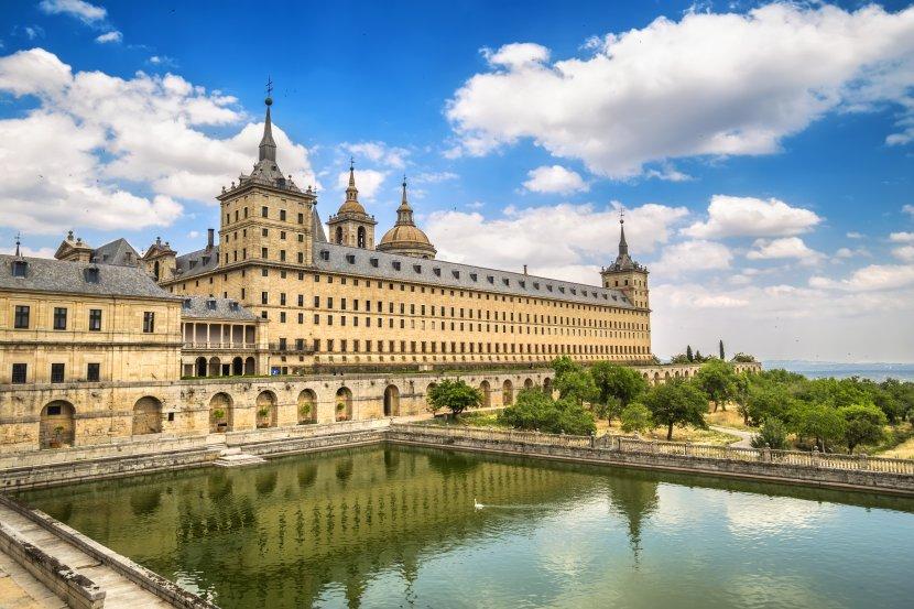 西班牙-埃斯柯里亞爾修道院