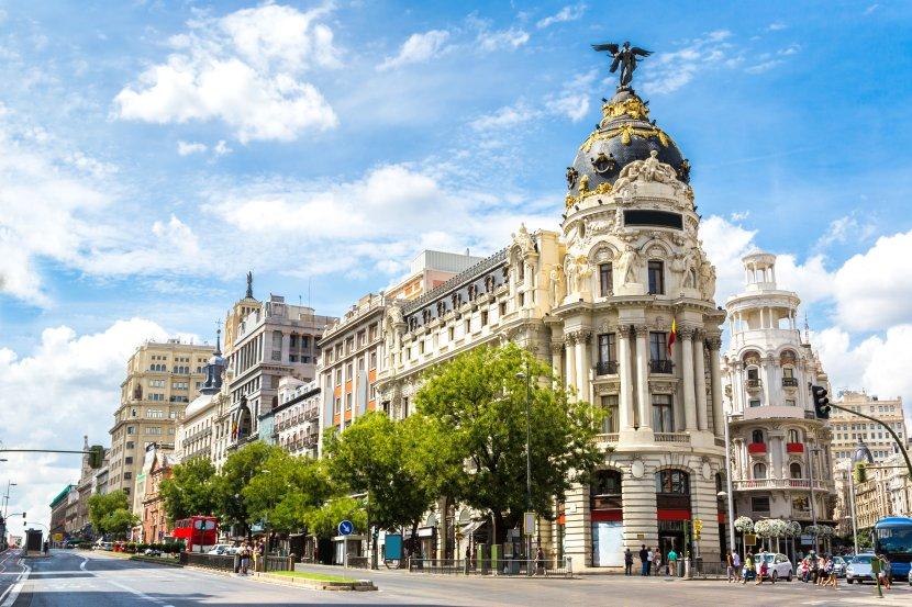 西班牙-馬德里-大都會大廈