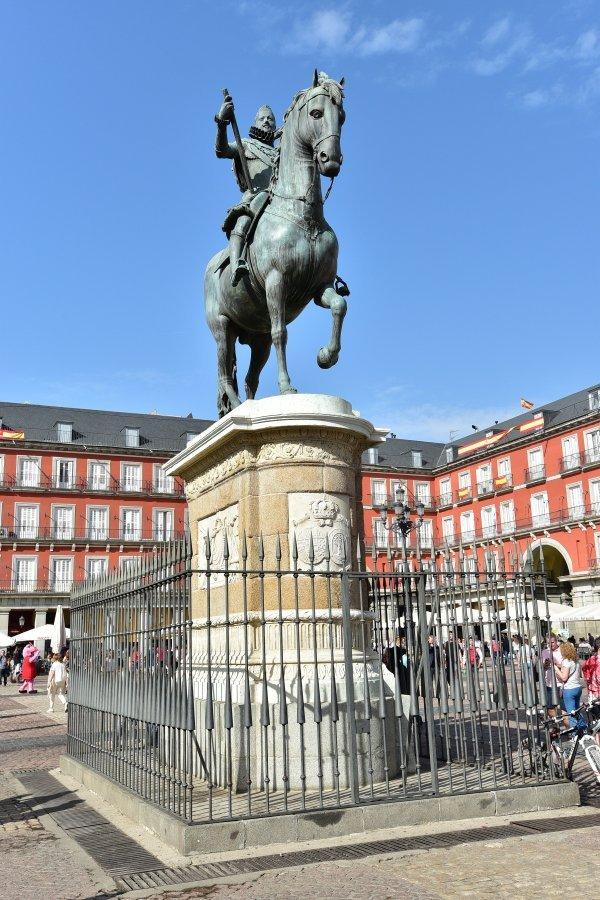 西班牙-馬德里-主廣場