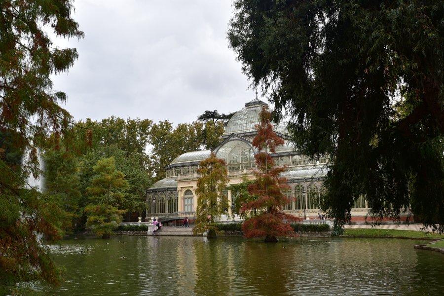 西班牙-馬德里-麗池公園