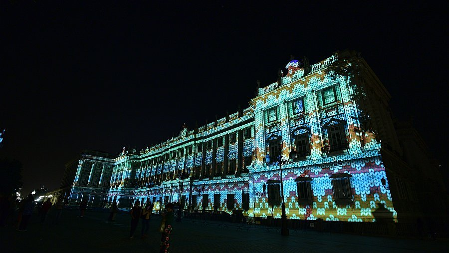 西班牙-馬德里-馬德里王宮
