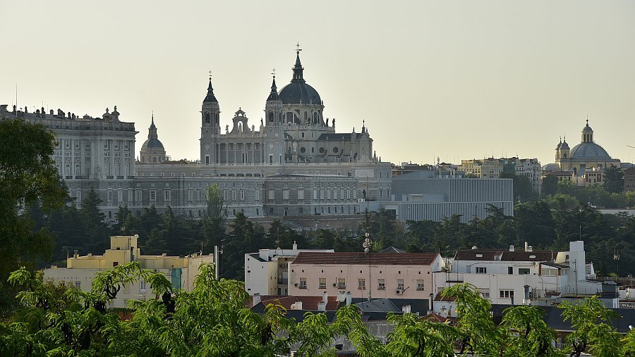 西班牙-馬德里-馬德里皇宮