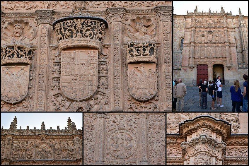 西班牙-薩拉曼卡-薩拉曼卡大學