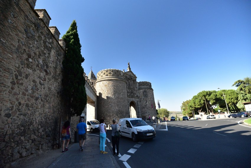 西班牙-托雷多-比薩格拉新門(Puerta nueva de Bisagra)