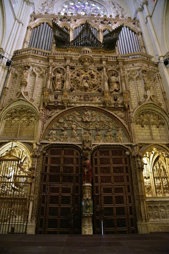 西班牙-托雷多-托雷多主教座堂Santa Iglesia Catedral Primada de Toledo
