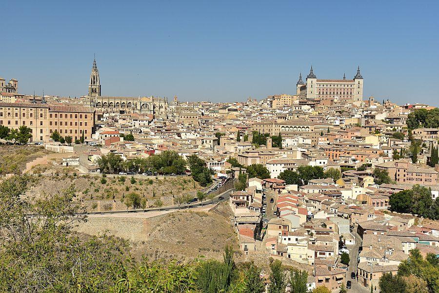 西班牙-托雷多-舊城區