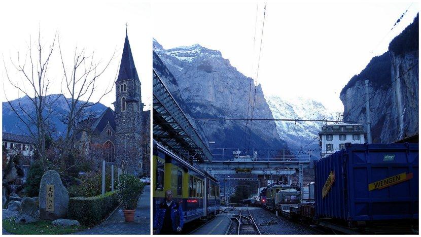 瑞士-因特拉肯