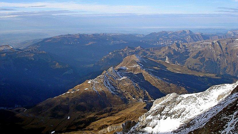 瑞士-少女峰