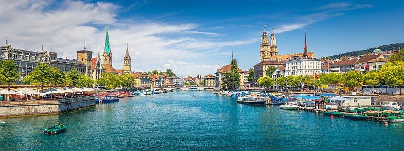 瑞士-蘇黎世