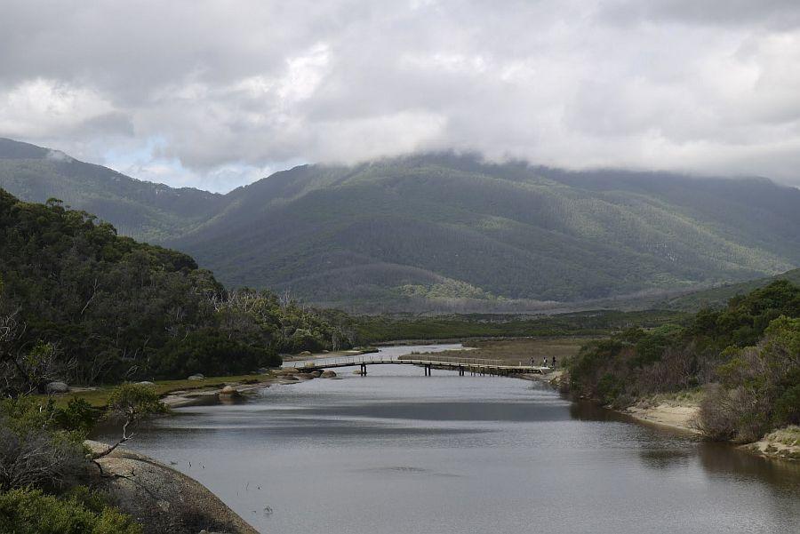 墨爾本 - Wilsons Promontory威爾遜岬 -Tidal River