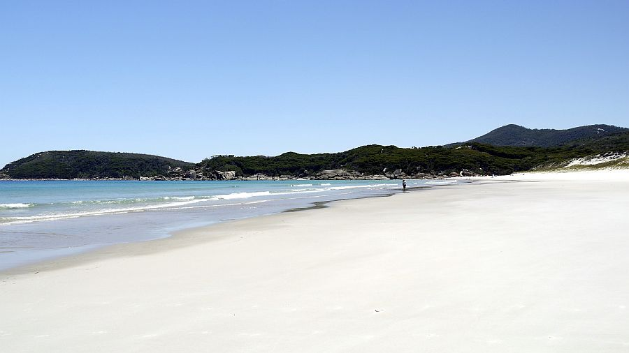 墨爾本 - Wilsons Promontory威爾遜岬-Squeaky Beach